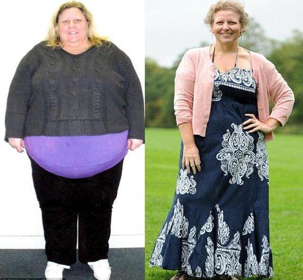scădere în greutate pentru soția mea)