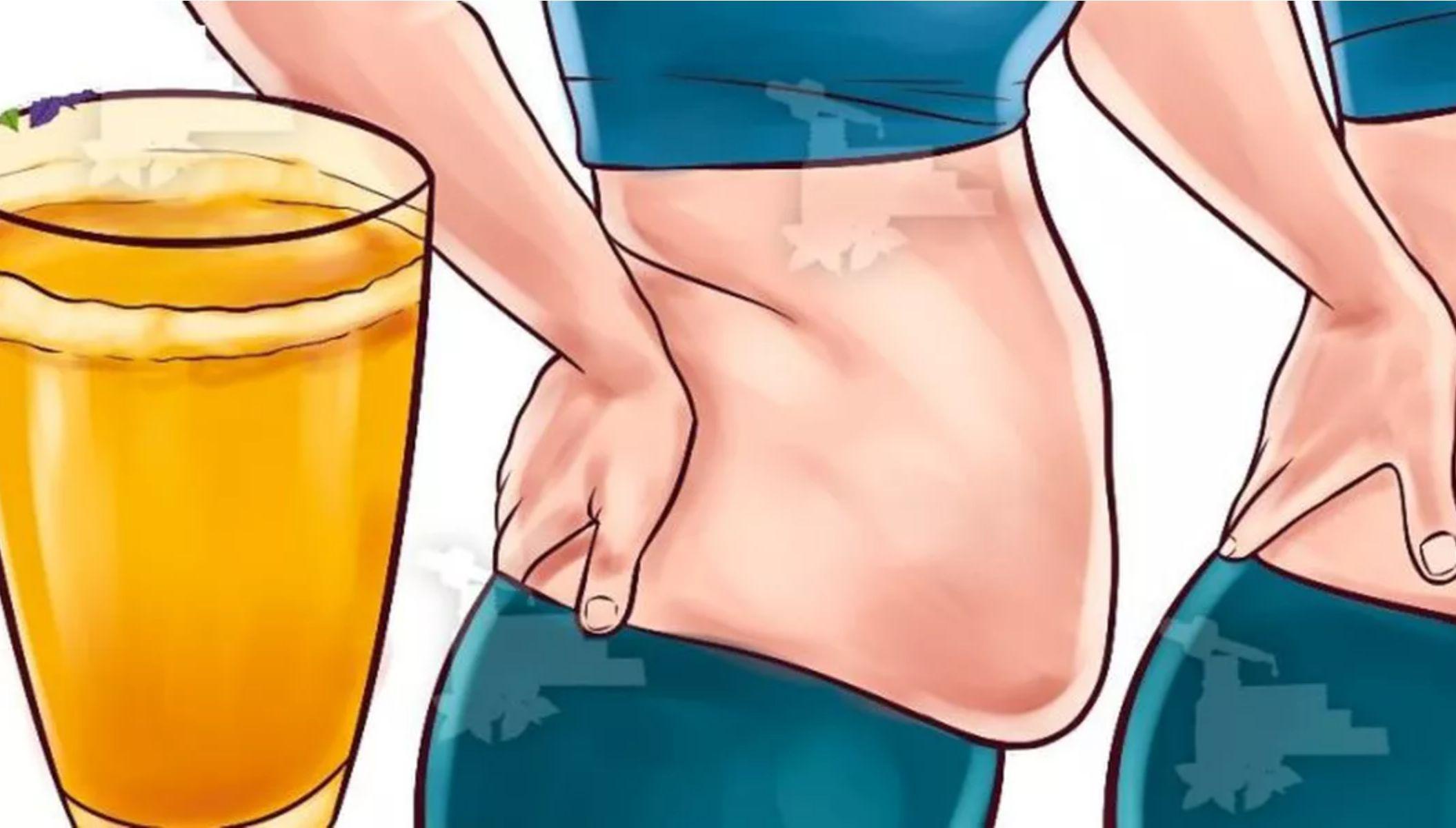 5 sucuri care elimină grăsimea abdominală