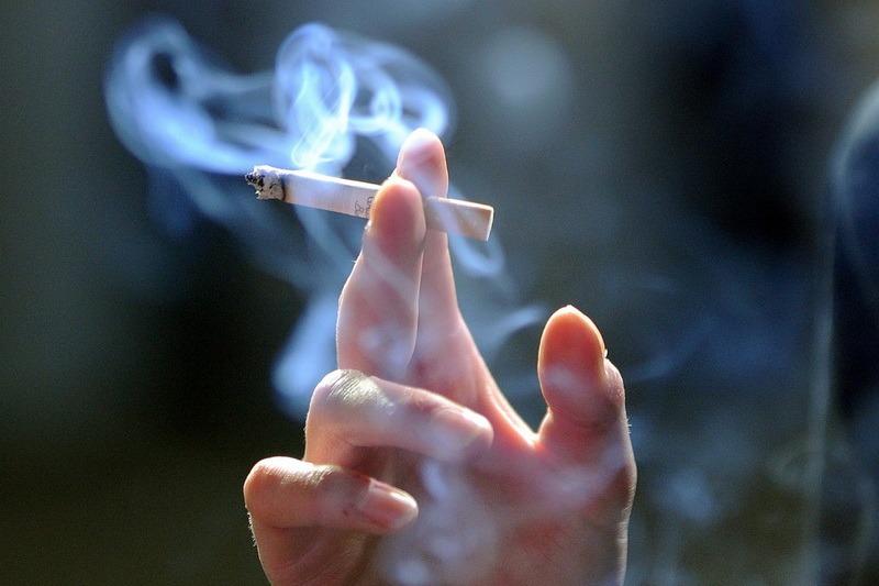 scădere în greutate pentru foștii fumători