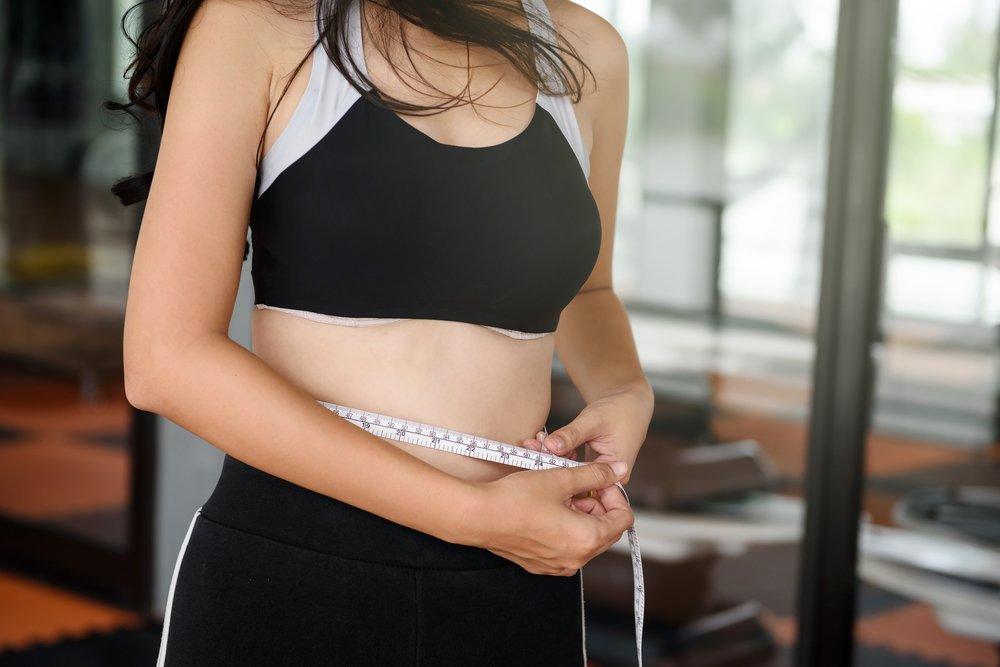 modificarea formei corpului fără pierderi în greutate)