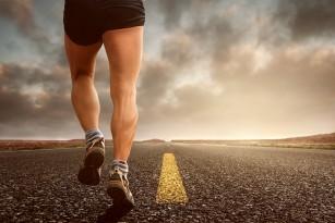 pierdeți în greutate înainte de o cursă)