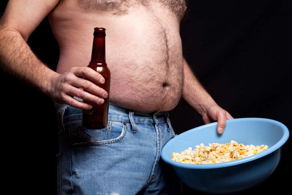 pierderea de grăsime a intestinului de bere pierderea în greutate poate înrăutăți celulita