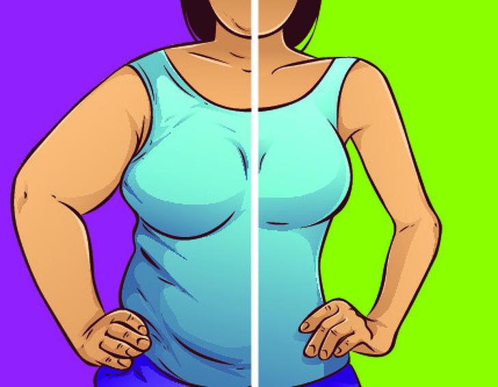 pierzi în greutate folosind greutăți