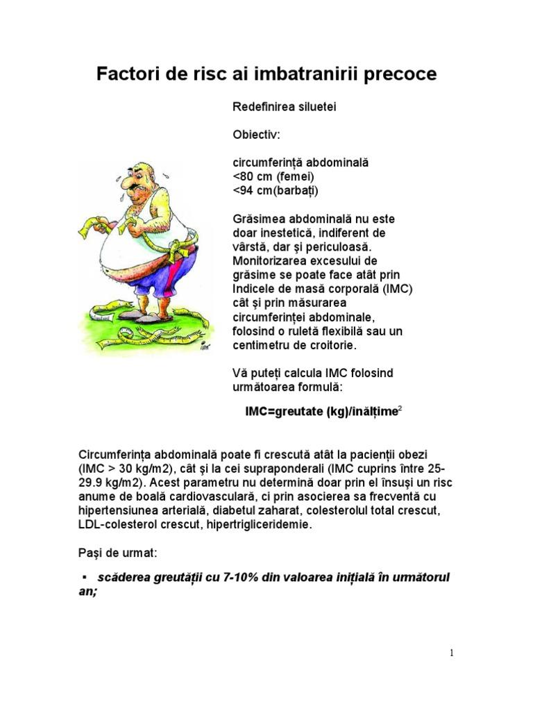 scădere în greutate și hdl scăzut)